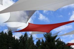 Kite tents